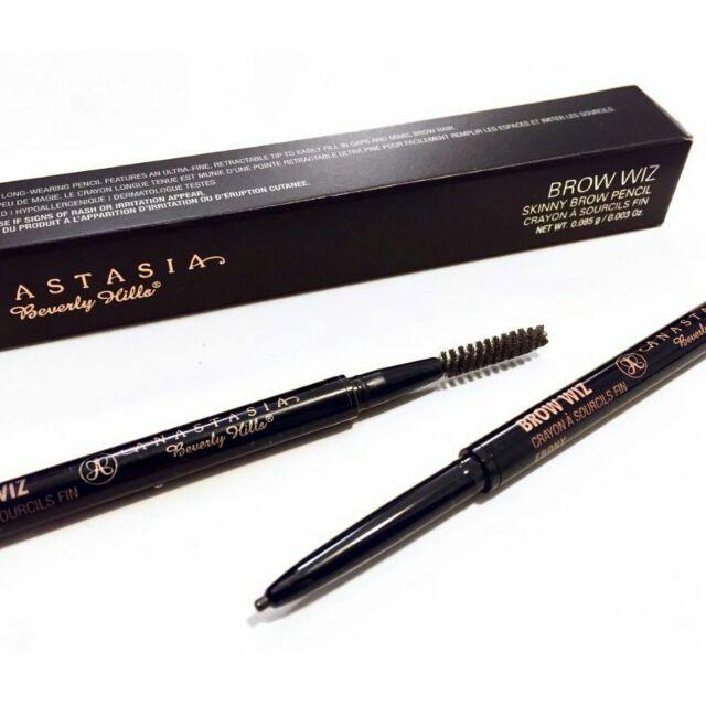[Hàng canh sale] Chì kẻ chân mày Anastasia Beverly Hills Brow Wiz Skinny Brow Pencil
