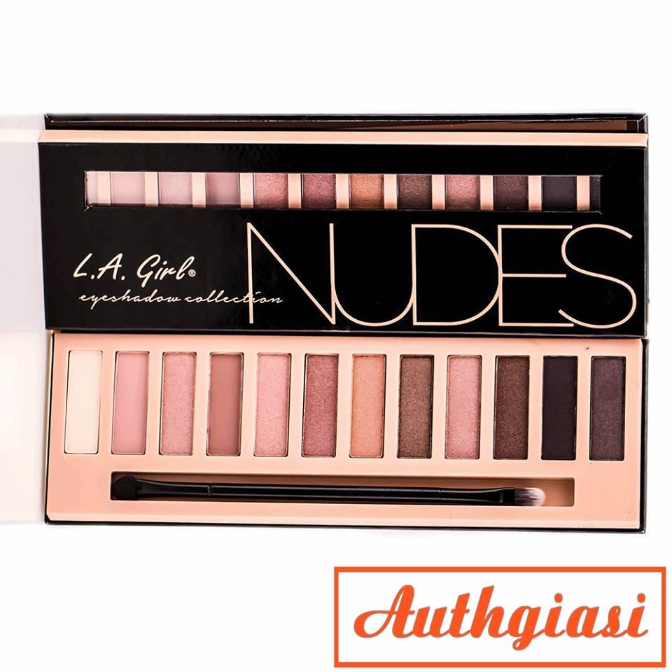 Bảng phấn mắt L.A. Girl Eyeshadow Collection Nudes 12 màu - 14693338 , 1090303279 , 322_1090303279 , 275000 , Bang-phan-mat-L.A.-Girl-Eyeshadow-Collection-Nudes-12-mau-322_1090303279 , shopee.vn , Bảng phấn mắt L.A. Girl Eyeshadow Collection Nudes 12 màu