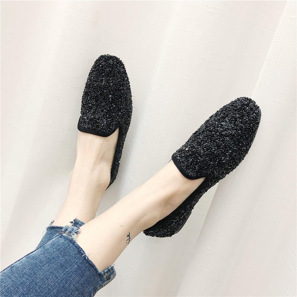 [HOT] Giày bệt đính đá hot 2018