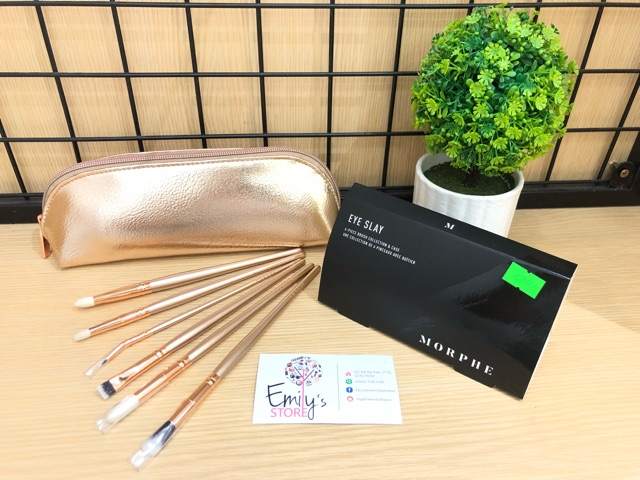 Bộ cọ Morphe Eye Slay Brush Set