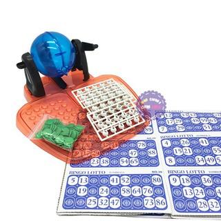 Bộ Đồ Chơi Lô Tô Bingo Vui Nhộn Cho Cả Nhà