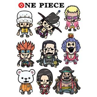 Mô Hình Nhân Vật Hoạt Hình One Piece