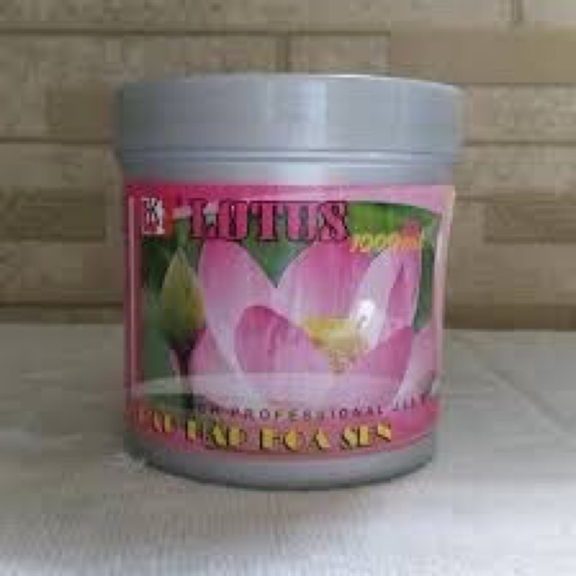 Hấp dầu ủ tóc hoa sen Lotus siêu mượt 500ml/ 1000ml