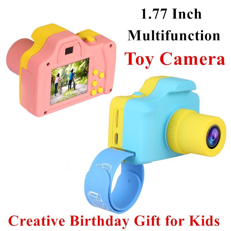 Camera kỹ thuật số 1.77 inch kèm phụ kiện cho bé