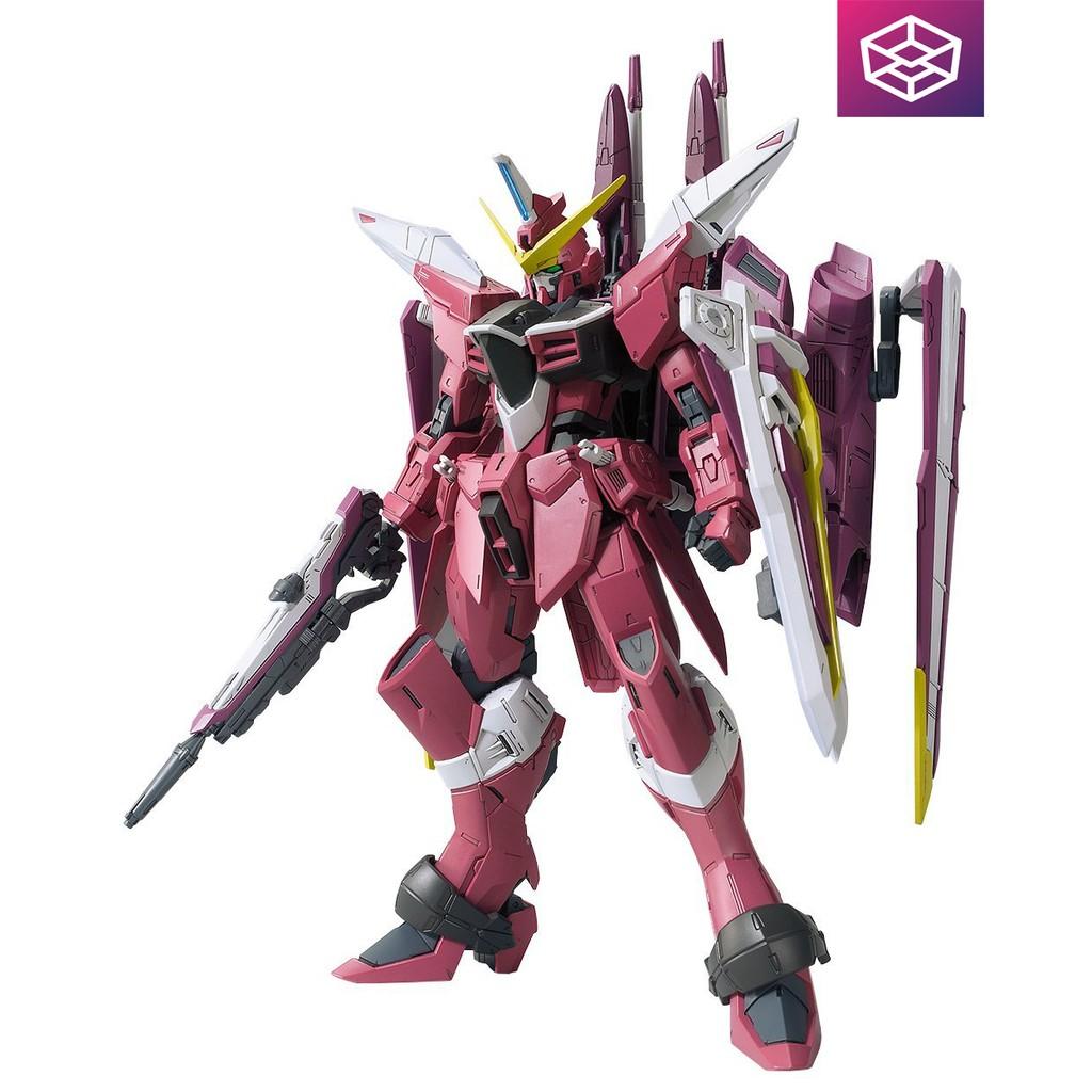 Mô Hình Lắp Ráp BANDAI MG Justice Gundam
