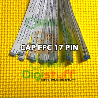 Cáp FFC 17 pin