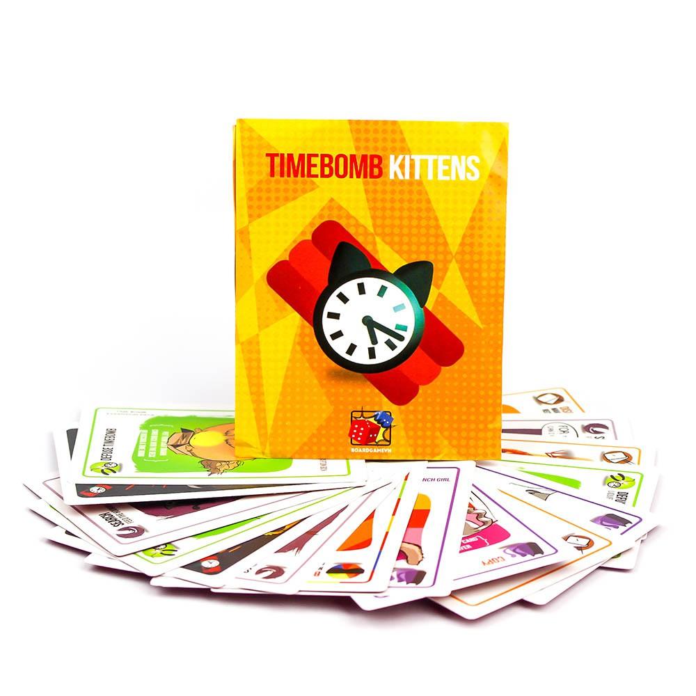 TIME BOMB – MÈO NỔ MỞ RỘNG BẢN #4