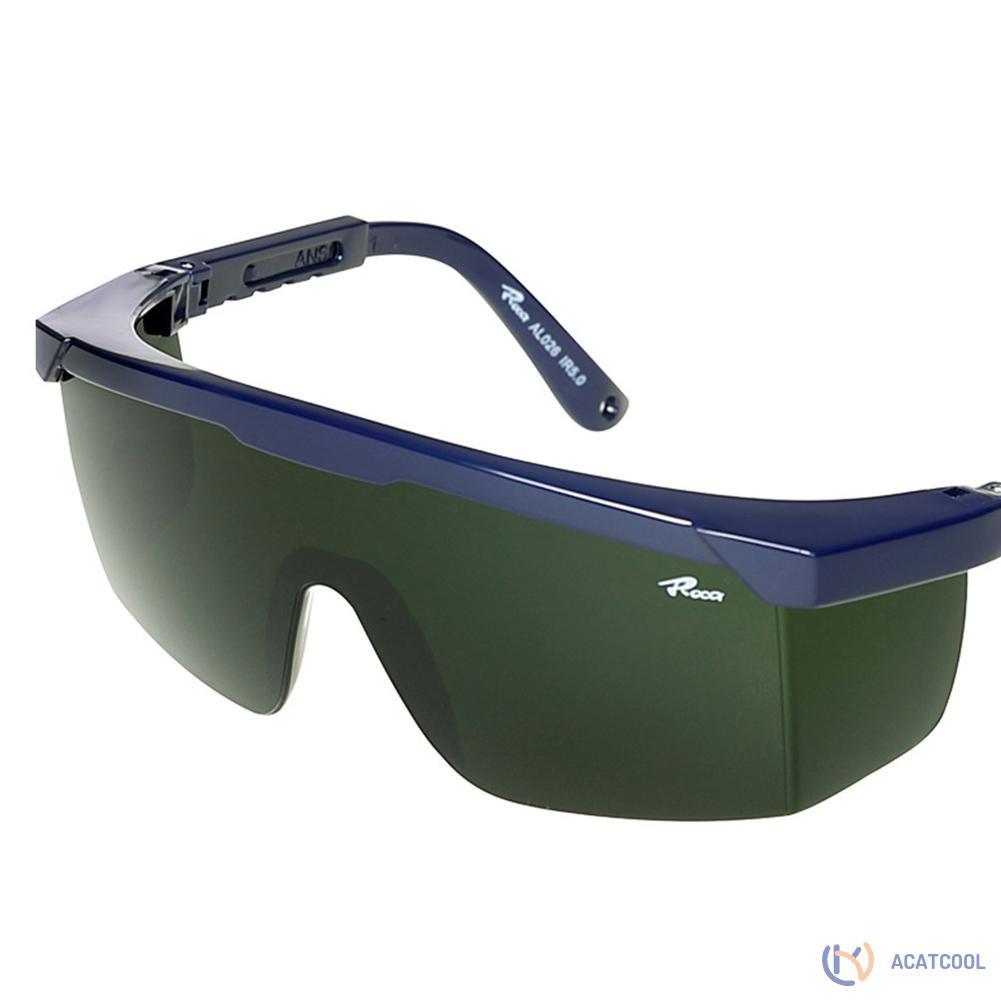 Acatcool Welding Goggles Anti-Arc Light Glare Eyes Protector Welder Glasses