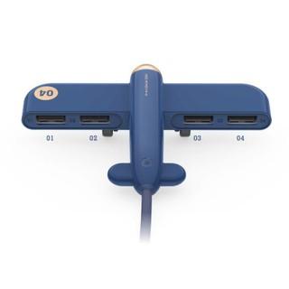 Ổ cắm USB 1 ra 4, Thiết bị chia cổng USB thành 4 cổng ( USB Extensions )
