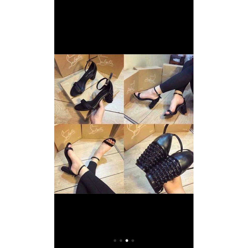 sandal hoa 3d
