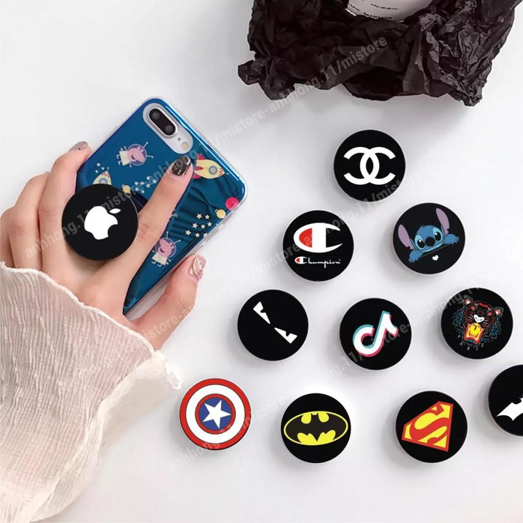 Popsocket Giá Đỡ Chống Lưng Cho Phụ Kiện Điện Thoại Tai Nghe Bluetooth Airpod Airpods i12 Iphone Pin Dự Phòng