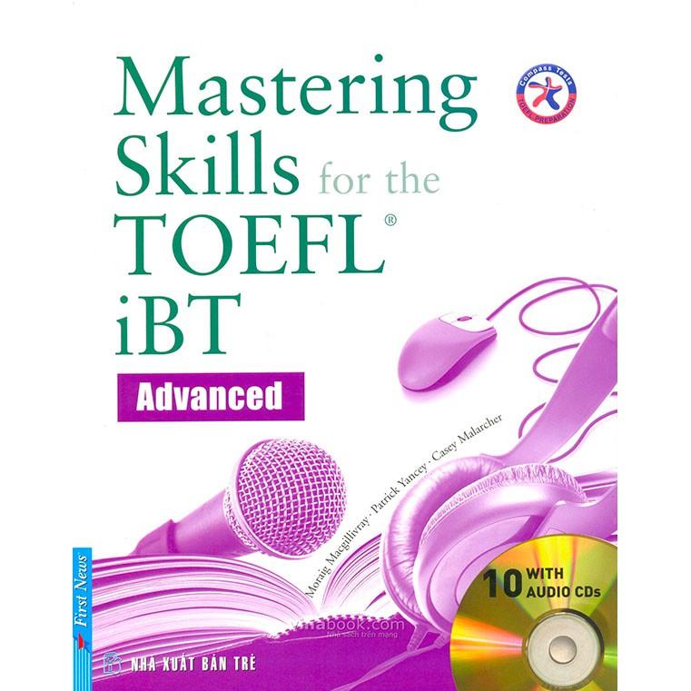 Mastering Skills for the TOEFL iBT - Advanced