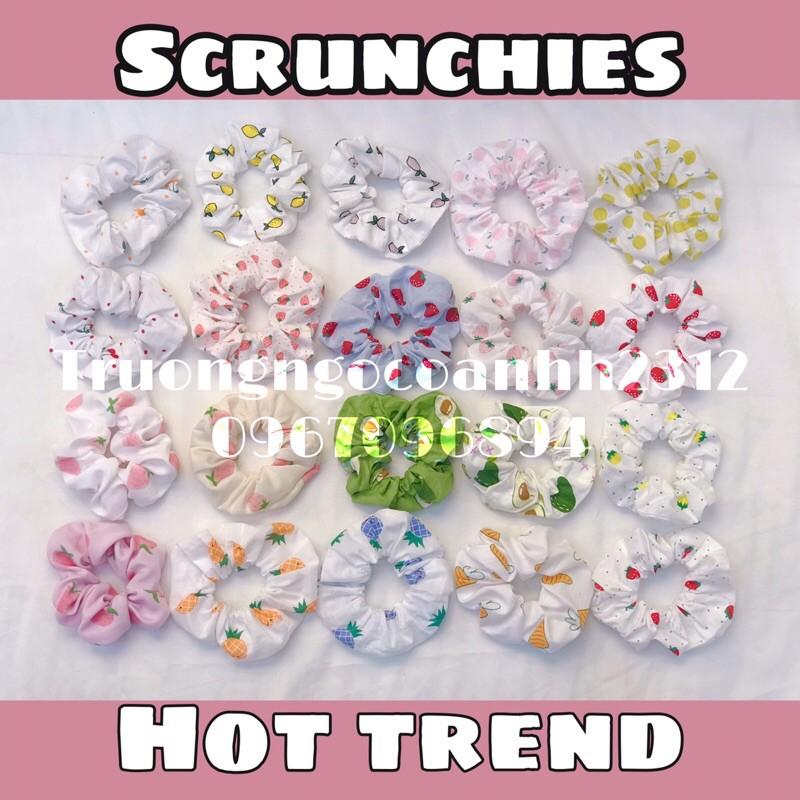[NEW] [ẢNH THẬT] Scrunchies xinh xắn