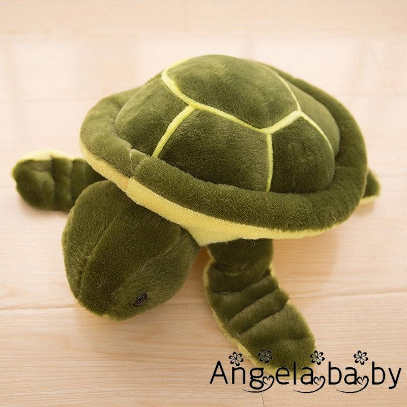 EBH-Cute Plush Doll Toy Stuffed Animal Tortoise Soft Pillow Cushion Gifts Baby