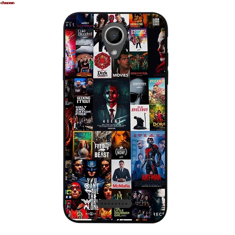 WIKO Harry Pulp FAB 4G VIEW XL HBQES Pattern-6 Silicon Case Cover