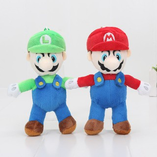 16cm Super Mario Plush Toys with hook pendant