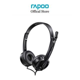 Tai nghe chụp tai On-ear Rapoo H120 - USB Stereo