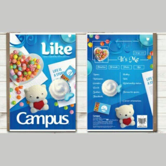 10 quyển vở campus 80 trang - 3008615 , 381406347 , 322_381406347 , 58000 , 10-quyen-vo-campus-80-trang-322_381406347 , shopee.vn , 10 quyển vở campus 80 trang