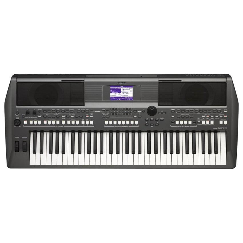 Đàn Organ Yamaha PSR- S670 (Đen)