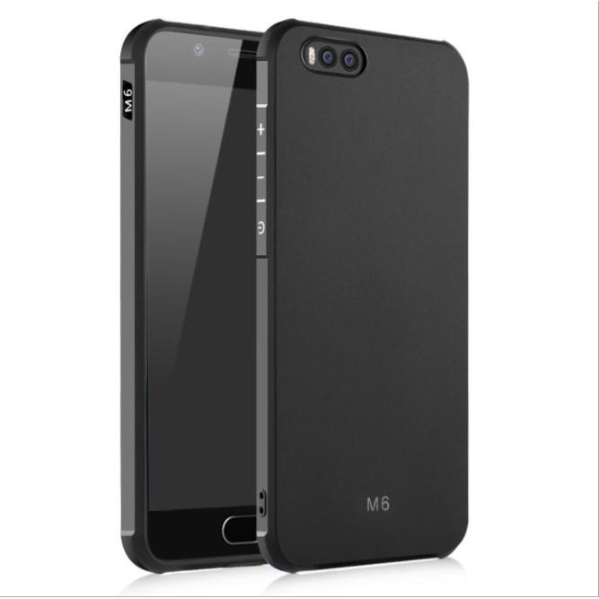 Xiaomi Mi 6 - Ốp Chống Sốc Trơn ( cao su )
