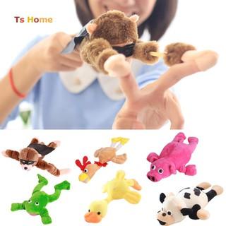 ✡Funny Baby Kid Cute Cartoon Big Eye Duck Animal Clockwork Wind Up Play Toy Gift