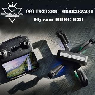 FLycam HDRC H20, Tặng Kèm Túi Vải Xách Tay, Camera 1080p HD – Đồ Chơi Giải Trí
