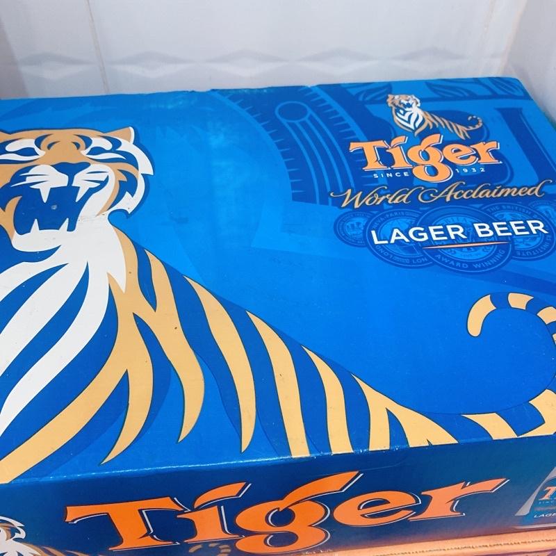 Bia TIGER Thùng 24Lon/330ml