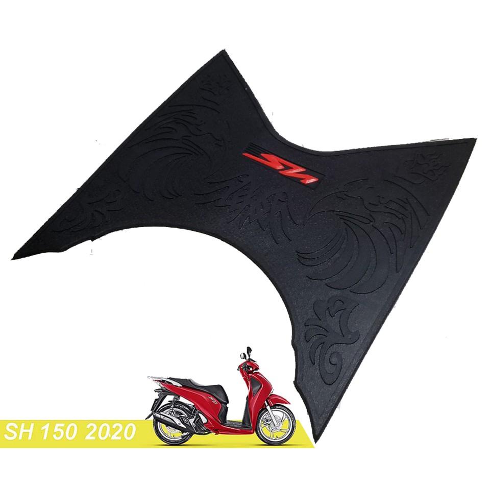 THẢM LÓT CHÂN XE SH 2020 -MẪU 1