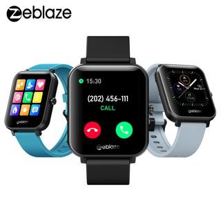 Đồng Hồ Thông Minh Zeblaze GTS Bluetooth 5.0 Theo Dõi Nhịp Tim Dành Cho Android/iOs - Hàng Chính Hãng