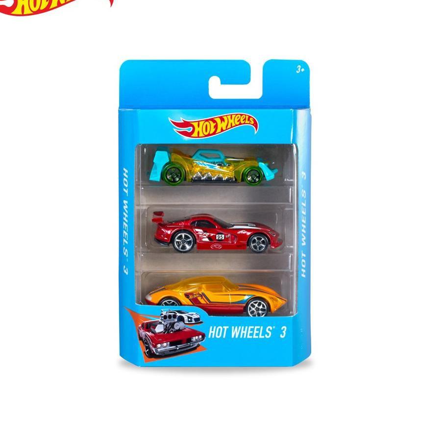 HOT WHEELS Set 3 xe đồ chơi điều khiển từ xa cho bé Y-1>