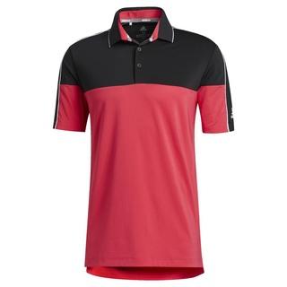 Áo Polo adidas GOLF Nam Ultimate365 Sọc Màu Đen FR1155 thumbnail