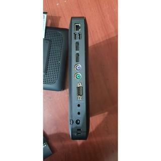 Case Mini HP T620 Ram 4GB SSD 120g