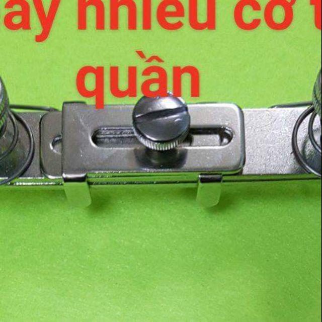 Cữ may thun quần nhiều cỡ thun dùng cho máy công nghiệp - 3178869 , 1103052423 , 322_1103052423 , 60000 , Cu-may-thun-quan-nhieu-co-thun-dung-cho-may-cong-nghiep-322_1103052423 , shopee.vn , Cữ may thun quần nhiều cỡ thun dùng cho máy công nghiệp