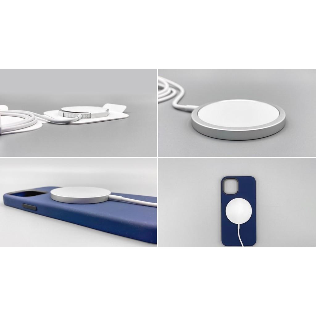 Sạc không dây MagSafe trên iPhone 12