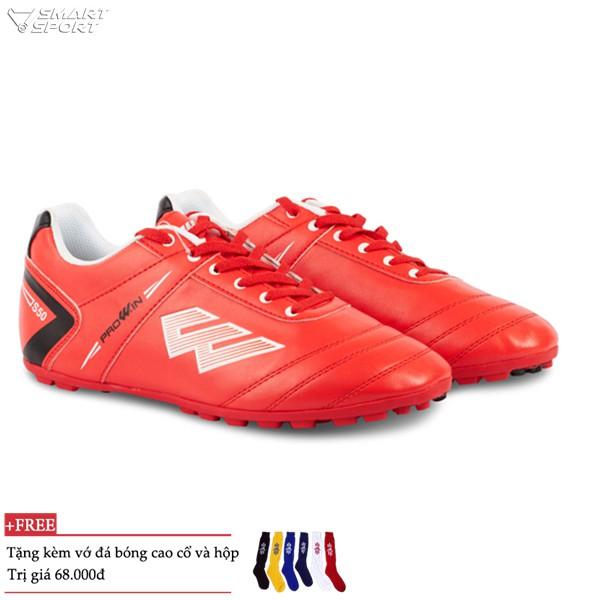 Giày đá bóng Prowin S50 đỏ - nhà phân phối chính từ hãng