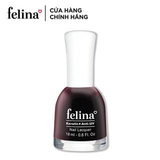 Sơn móng tay Felina 18ml - Màu huyết dụ - Code CS742