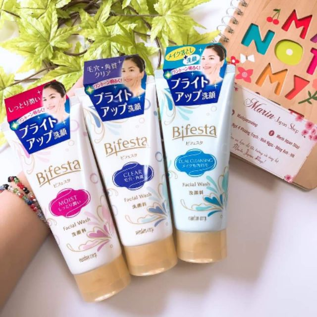 Chuẩn Nhật,có bill)Sữa rửa mặt Bifesta Facial Wash Nhật Bản | Shopee Việt  Nam