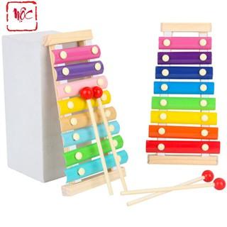 Đàn gỗ T'rưng cho bé, đồ chơi âm nhạc Montestori gỗ cao cấp- 409