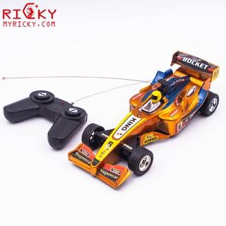 Xe đua F1 thế hệ 3 công suất cực đại