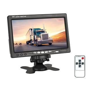 Màn hình LCD 7 inch 800×480 cho camera lùi xe ô tô AV1/AV2 chuyên dụng chất lượng cao