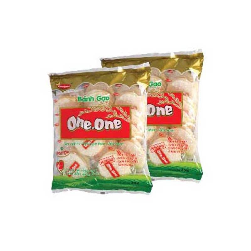 Combo 3 gói bánh gạo One one vị ngọt dịu 230gr - 2431730 , 1237734962 , 322_1237734962 , 58000 , Combo-3-goi-banh-gao-One-one-vi-ngot-diu-230gr-322_1237734962 , shopee.vn , Combo 3 gói bánh gạo One one vị ngọt dịu 230gr