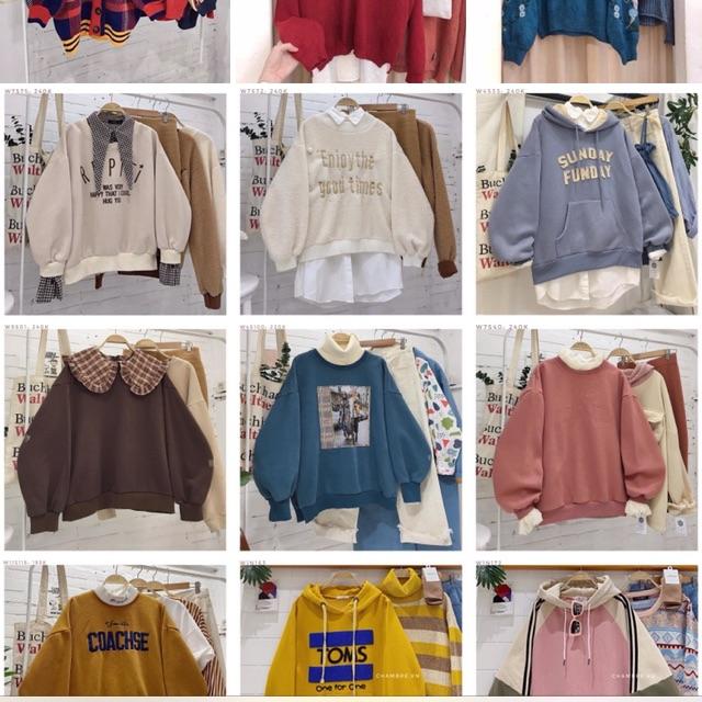 Áo hoodi - Sweater