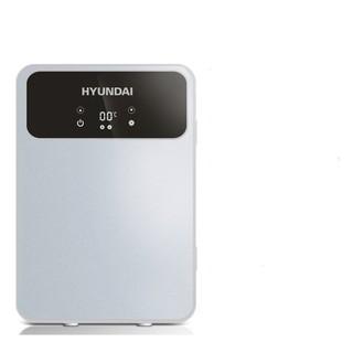 Tủ lạnh mini Hyundai 20L có thể điều chỉnh nhiệt độ nóng lạnh bằng màn hình LCD