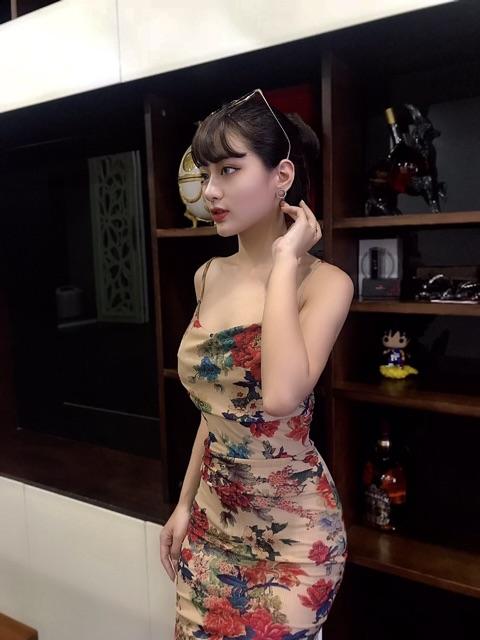 Bán sỉ váy ôm body sexy CC150