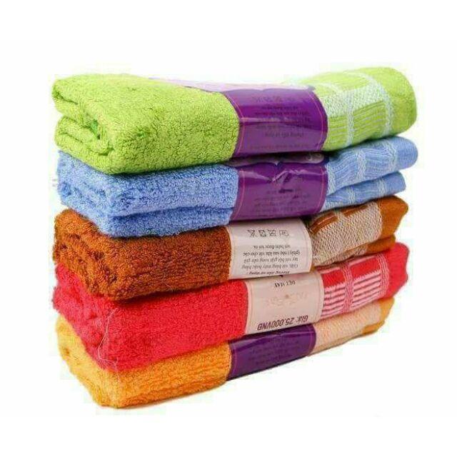 Khăn tắm, thảm