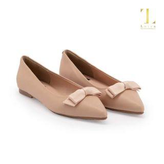 Giày bệt nơ vải Lutra thumbnail