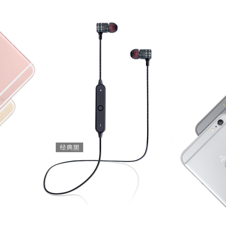 Tai nghe Bluetooth thể thao NTC BT-21 V4.1