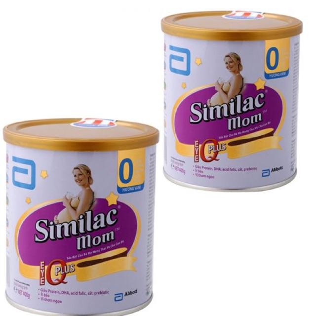 Combo 2 Sữa Bột Similac Mom hương Vani 400g - 2636129 , 249678141 , 322_249678141 , 299000 , Combo-2-Sua-Bot-Similac-Mom-huong-Vani-400g-322_249678141 , shopee.vn , Combo 2 Sữa Bột Similac Mom hương Vani 400g