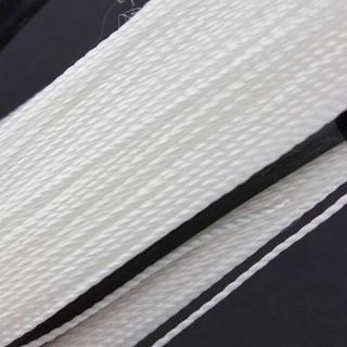✿TA 100M D Shape White Color Line Board Flying Kite Line Flying Tools