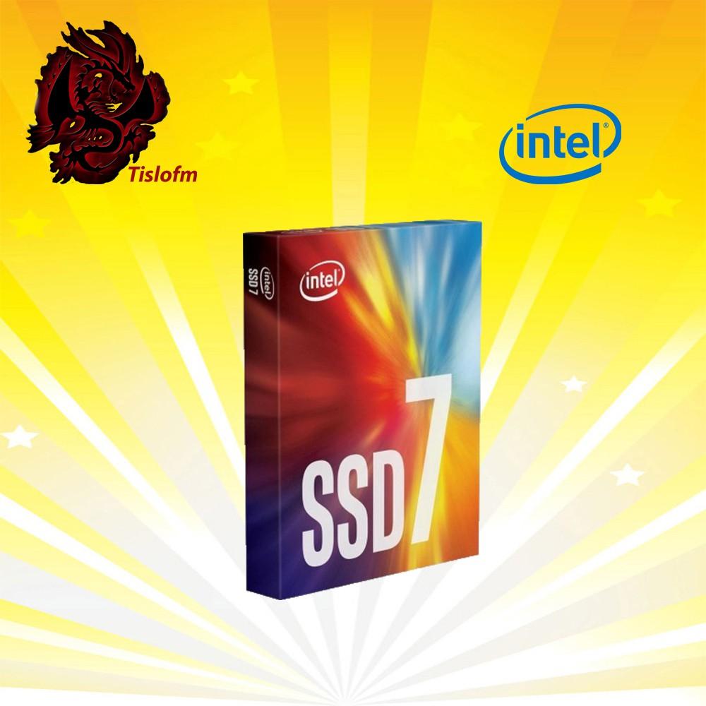 Ổ cứng SSD Intel 760p M2 PCIe NVMe 2280 [ CHÍNH HÃNG Intel _ Bảo Hành 5 Năm ] Giá chỉ 990.000₫